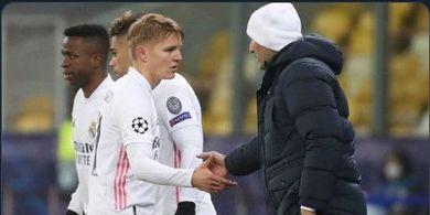Martin Odegaard Susul Mesut Oezil dan Dani Ceballos, Arsenal Sah Jadi Tempat Buangan Real Madrid