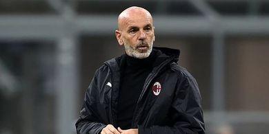 Pelatih Atalanta Ungkit AC Milan Dapat 12 Penalti, Pioli Balas dengan Puji Wasit