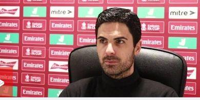 Arsenal Tersisih dari Piala FA, Ini Penyesalan Mikel Arteta