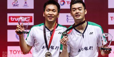 Hasil Lengkap Final Thailand Open II 2021 - 4 Kontestan Kembali Jadi Juara