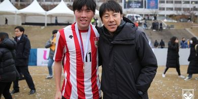 Dua Kesamaan Asnawi Mangkualam dengan Anak Kandung Shin Tae-yong Jika Gabung Ansan Greeners FC
