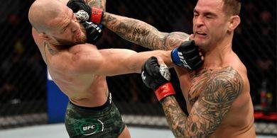 Dihancurkan Dustin Poirier, Sebenarnya Berapa Kali McGregor Kalah di UFC?
