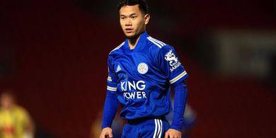 Hasil Pramusim Leicester City - Pemain Timnas Thailand Gagal Penalti, The Foxes Urung Angkat Trofi