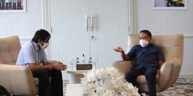 Terima Ketua KONI Aceh Terkait Persiapan PON 2024, Menpora RI Minta Siapkan Masterplan