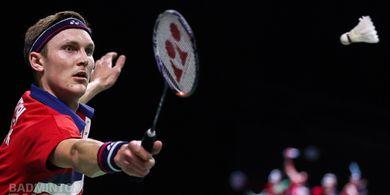 Hasil Final Thailand Open II 2021 - Bantai Rekan Senegara, Viktor Axelsen Juara