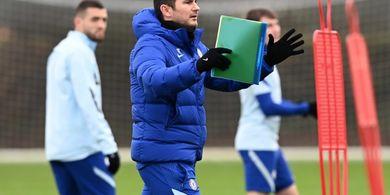 Pastikan Frank Lampard Didepak, Chelsea No Comment soal Pelatih Baru