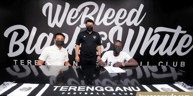 Reuni di Terengganu FC, Makan Konate Puji Kemampuan David da Silva