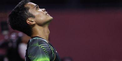 BWF World Tour Finals 2020 - Anthony Lupakan Kekalahan Telak dari Axelsen
