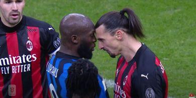 Taruhan Rp 900 Ribu di Manchester United, Zlatan Ibrahimovic Selalu Bully Romelu Lukaku