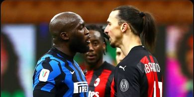 Sebut Santet Afrika hingga Ibu Romelu Lukaku, Zlatan Ibrahimovic Anggap Ucapannya Bukan Ejekan Rasialis