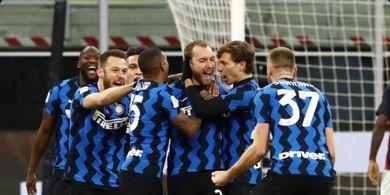 Harapan Antonio Conte untuk Christian Eriksen Usai Bobol Gawang AC Milan
