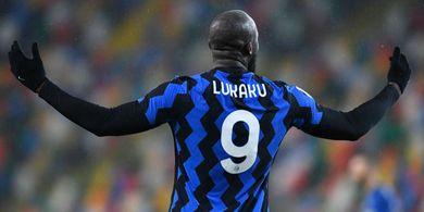 Bobol Gawang AC Milan di Coppa Italia, Romelu Lukaku Lebih Tajam soal Penalti daripada Bruno Fernandes