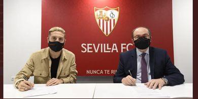 RESMI - Alejandro Gomez Gabung Sevilla, Bukan ke Inter Milan atau Liverpool