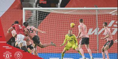 Martial dan Rashford Tak Terlihat, Man United seperti Main dengan 9 Pemain Saat Kalah dari Sheffield United