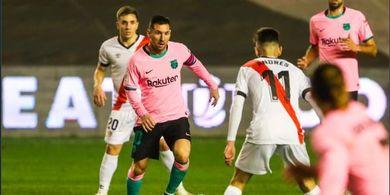 Sah! Lionel Messi Jadi Pemain Barcelona Paling Sering Tampil di Copa del Rey