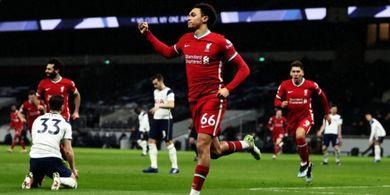Usai Perpanjang Kontrak, Trent Alexander-Arnold Beberkan Target Selanjutnya di Liverpool