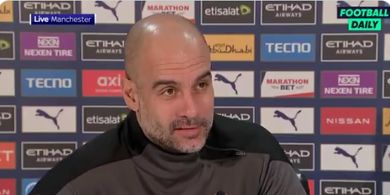 Manchester City Vs West Ham United - Pep Guardiola: David Moyes seperti Budha