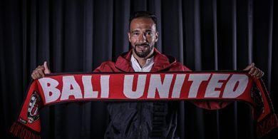 Pemain Baru Bali United Komentar Jelang Laga Lawan Timnas U-22 Indonesia