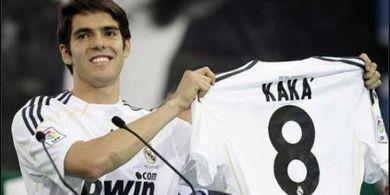 5 Pesepak Bola Top Dunia yang Kariernya Terkubur di Real Madrid
