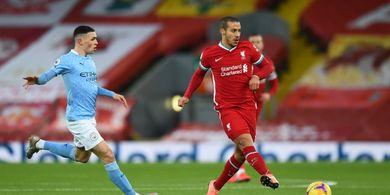 Paul Scholes : Thiago Tak Cocok di Liverpool, Mendingan ke Man United
