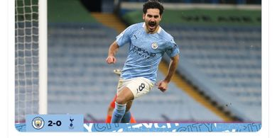 Susunan Pemain Aston Villa Vs Manchester City - Tim Tamu Incar 10 Kemenangan Beruntun
