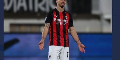 AC Milan Alami Krisis Pertama Musim Ini, Ujian Kedua Zlatan Ibrahimovic
