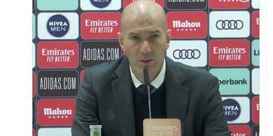 Zinedine Zidane Berharap Ini Bukan El Clasico Terakhir Bagi Lionel Messi