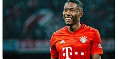 Bek Bayern Muenchen Sepakati Kontrak Lima Tahun dengan Raksasa Spanyol