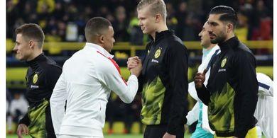 Rio Ferdinand Memohon Manchester United Datangkan Mbappe atau Haaland