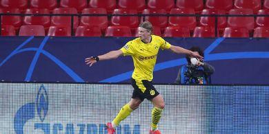 Roman Abramovich Beri Lampu Hijau untuk Transfer Erling Haaland