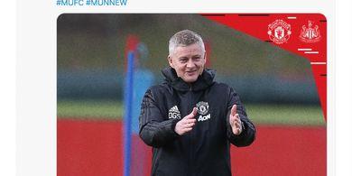 Meski Belum Raih Trofi, Solskjaer Telah Berikan Harapan untuk Manchester United