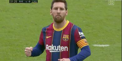 Sebelum Pergi dari Barcelona, Lionel Messi Akan Lebih Komplet kalau Raih Trofi Ini