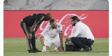 Susunan Pemain Atalanta Vs Real Madrid - Los Blancos Pincang Depan Belakang