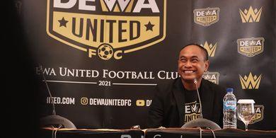 Mentas di Liga 2, Dewa United FC Bertekad Kirim Pemain ke Luar Negeri