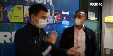 Selebritis FC Pastikan Ijin Laga Melawan PSSI All Star Telah Turun