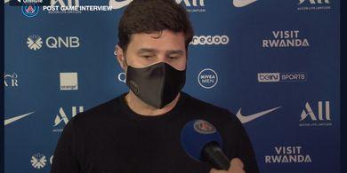Satu Kaki di Perempat Final Liga Champions, PSG Tetap Janji Akan Main Habis-habisan