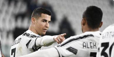 Bisa Cetak Gol sambil Duduk, Cristiano Ronaldo Dicap Gagal di Juventus karena 1 Hal