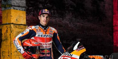 Ternyata Ini yang Bikin Speed Marc Marquez Turun di FP3 MotoGP Portugal