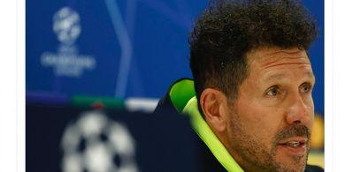 Pemain Adu Teriak Jelang Derbi Madrid, Diego Simeone Justru Antusias