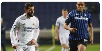 Hanya Menang Tipis Lawan 10 Pemain Atalanta, Bek Real Madrid: Yang Penting Clean Sheet
