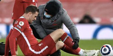 Liverpool Dapat Kabar Buruk soal Cedera Henderson, Juergen Klopp Angkat Bicara
