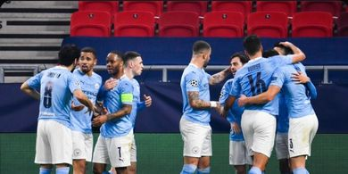Kembali Nirbobol di Liga Champions, Manchester City Samai Manchester United