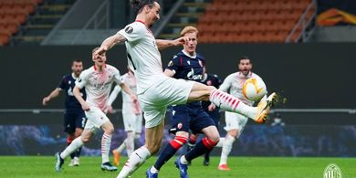 Ada yang Salah dengan AC Milan meski Lolos ke Babak 16 Besar Liga Europa