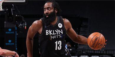 Berita NBA - Brooklyn Nets Catat 8 Kemenangan Beruntun dan Hennesey Jadi Sponsor Global
