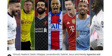 Momen Langka Kembali Muncul di Liga Champions Setelah Tujuh Tahun