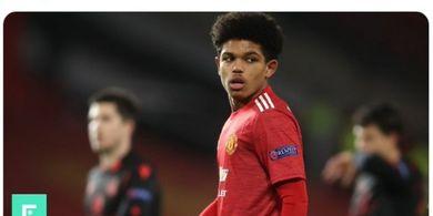 Man United Lolos ke 16 Besar, Bocah 17 Tahun Ciptakan Sejarah di Kompetisi Eropa