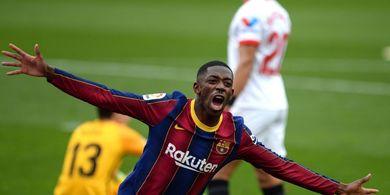 EURO 2020: Si Bocah Nakal Barcelona Resmi Keluar dari Timnas Prancis karena Cedera