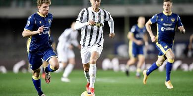 Hasil Liga Italia - Cristiano Ronaldo Dilayani Anak Legenda Italia, Juventus Gagal Menang di Verona