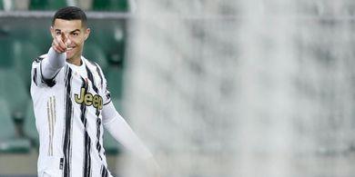 Hasil dan Klasemen Liga Italia - Cristiano Ronaldo Makin Menggila, Juventus Gagal Pepet AC Milan