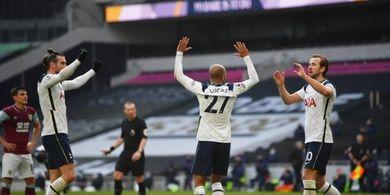 Hasil Liga Inggris - Anak Pungut Mourinho Putus Rentetan Kekalahan Tottenham